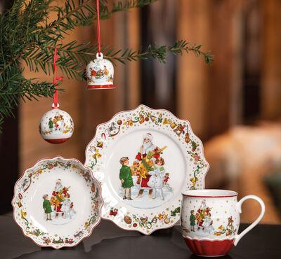 Nasze doroczne edycje porcelany bożonarodzeniowej