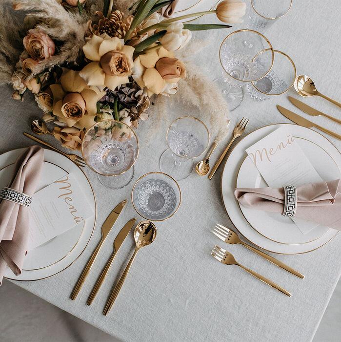 Stylowe świętowanie ślubu