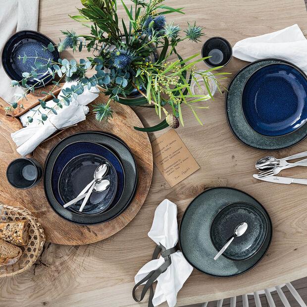 Zestaw Lave gris & bleu
