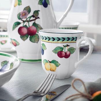 Zestaw kawowy i śniadaniowy French Garden Fleurence