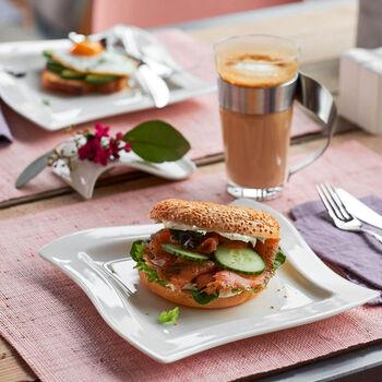 Zestaw kawowy i śniadaniowy NewWave