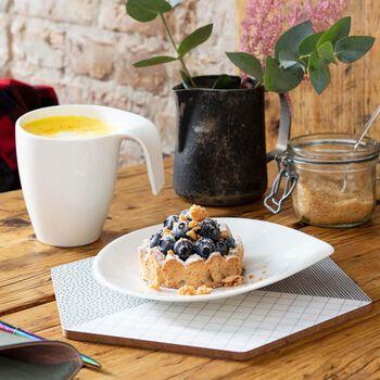 Zestaw kawowy i śniadaniowy Flow