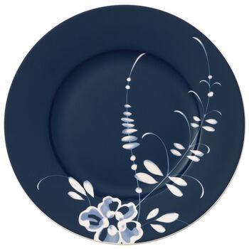 Old Luxembourg Brindille talerz śniadaniowy niebieski