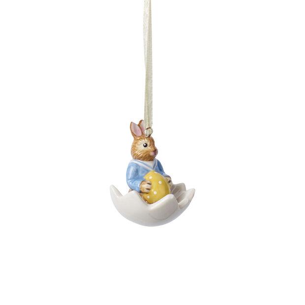 Bunny Tales ozdoba Max w skorupce jajka, , large