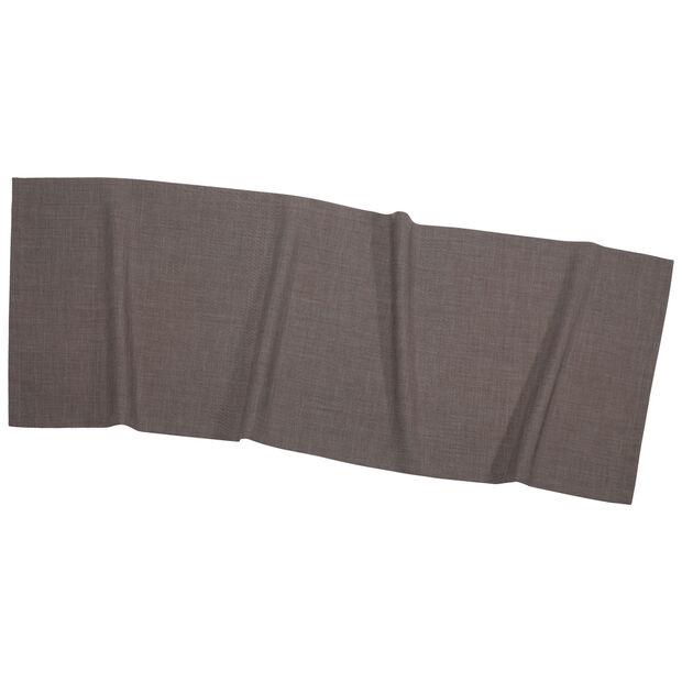 Textil Uni TREND bieżnik grafitowy 50x140cm, , large