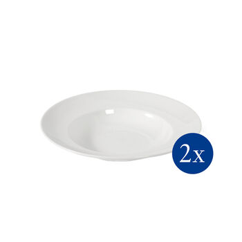 vivo | Villeroy & Boch Group New Fresh Collection Set of 2 pasta plates