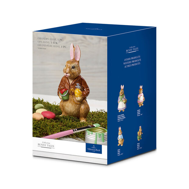 Bunny Tales dziadek Hans, , large