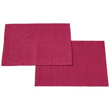 Textil Uni TREND Podkladka Red Plum S2 35x50cm