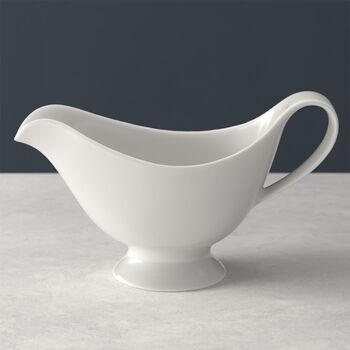 For Me sosjerka, biała, 21 x 10 cm, 400 ml