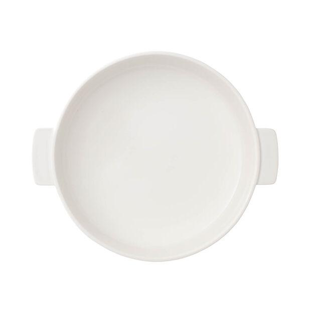 Clever Cooking okrągła forma do pieczenia z pokrywką 28 cm, , large