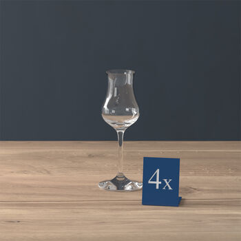 Entrée kieliszek do wódki zestaw 4-częściowy