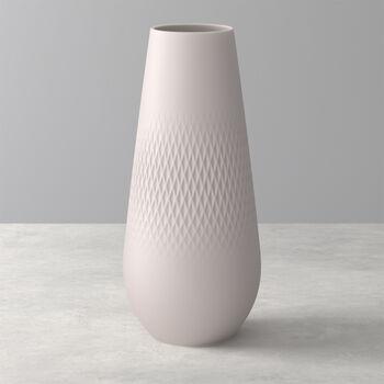 Manufacture Collier wazon, 11,5x26 cm, Carré, beżowy