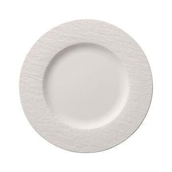 Manufacture Rock Blanc talerz płaski