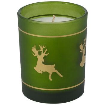 Winter Specials Znicz zielony 7,5x9,5cm