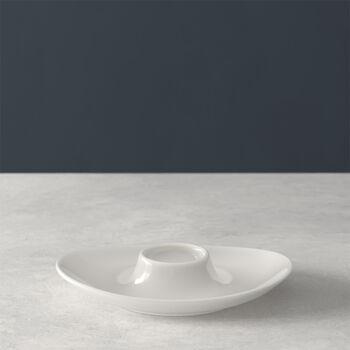 For me kieliszek do jajek, biały, 14,8 x 11,4 cm