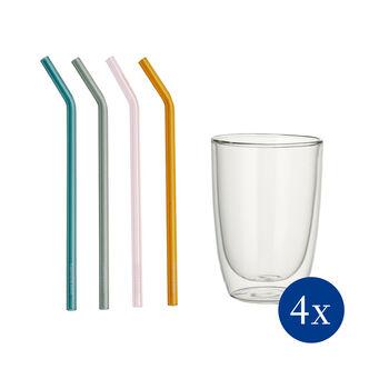 Artesano Hot&Cold Beverages zestaw do long drinków 8szt. EC