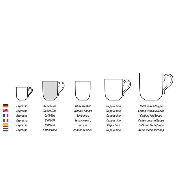Old Luxembourg filiżanka do kawy, , large