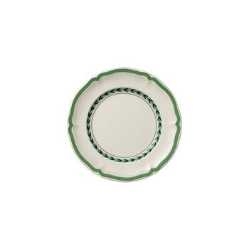 French Garden Green Line talerzyk do pieczywa