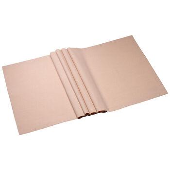 Textil Uni TREND bieżnik różana peonia 75 50x140cm