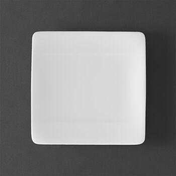 Modern Grace talerz śniadaniowy 23x23cm