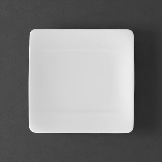 Modern Grace talerz śniadaniowy 23x23cm, , large
