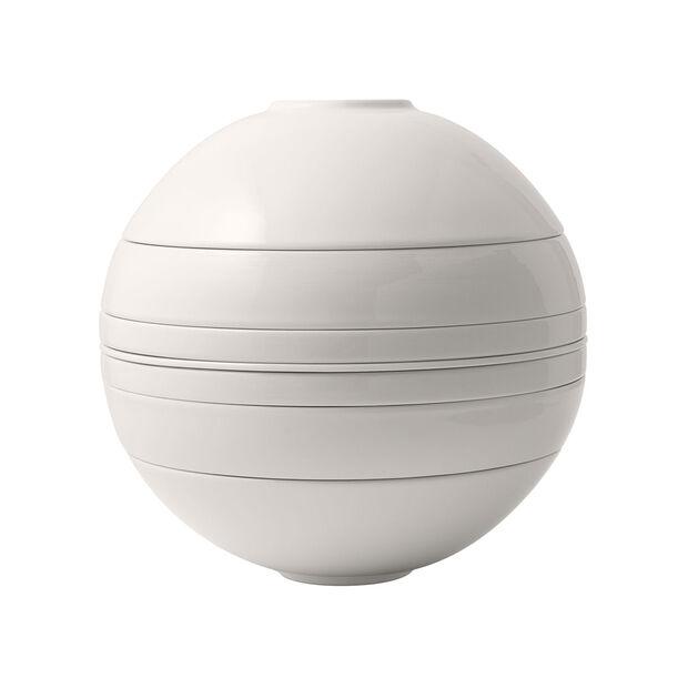 Iconic La Boule white, biały, , large