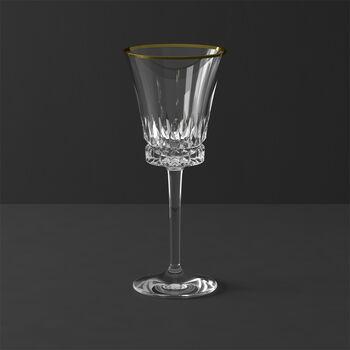Grand Royal Gold Kieliszek do wina czerwonego 230mm