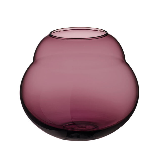 Jolie Mauve wazon / szklany świecznik, , large