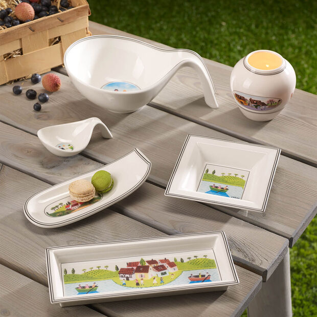 Design Naif Gifts prostokątna miska, , large
