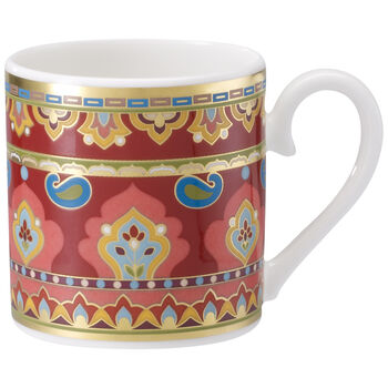 Samarkand Rubin filiżanka do espresso