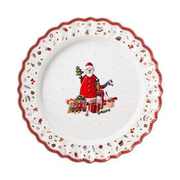 Toy's Delight półmisek, kolorowy/czerwony/biały, 45 cm
