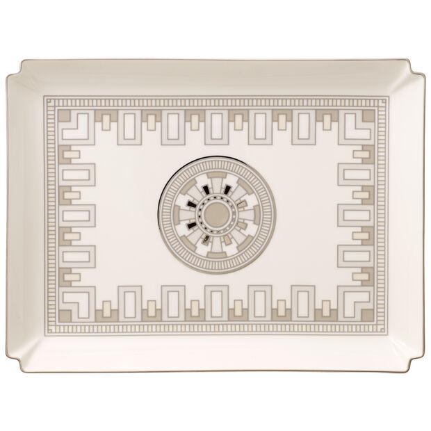 La Classica Contura Gifts duży talerz dekoracyjny 28x21cm, , large