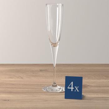 Maxima kieliszek do szampana, 4 szt.