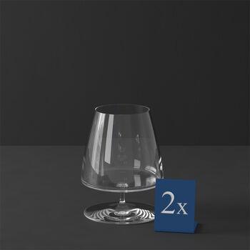 MetroChic kieliszek do brandy, 2 szt., 620 ml