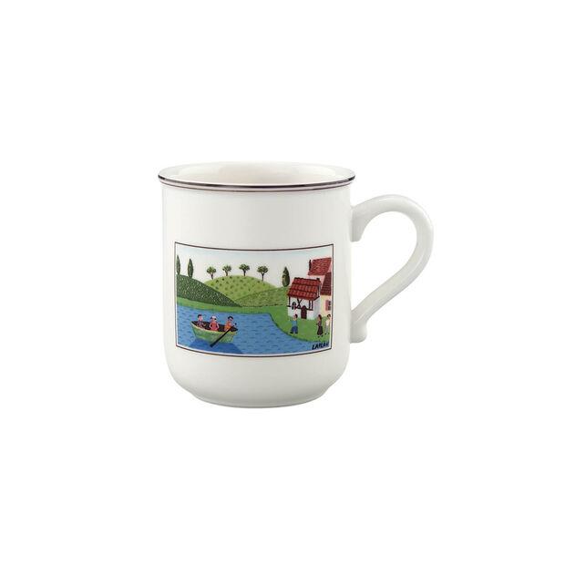 Design Naif kubek do kawy łódka, , large