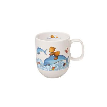 Happy as a Bear Kubek dla dzieci duży 11,5x8x9,5cm
