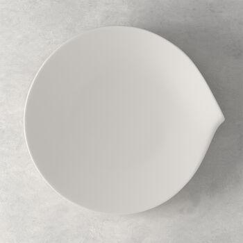 Flow talerz płaski 28 x 27 cm