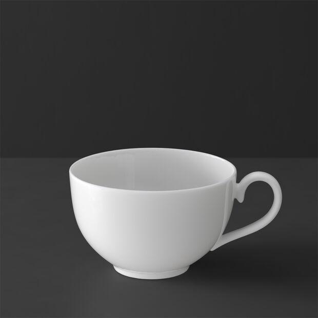 White Pearl filiżanka do cappuccino, , large