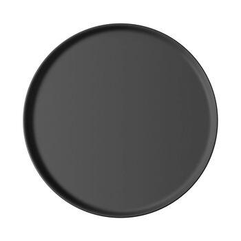 Iconic talerz uniwersalny, czarny, 24 x 2 cm