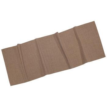 Textil Uni TREND bieżnik taupe 50x140cm