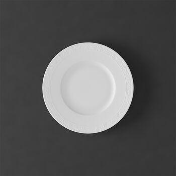 White Pearl talerzyk do pieczywa