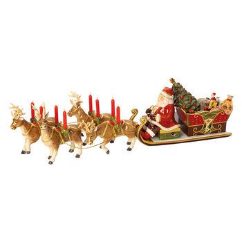 Christmas Toys Memory zaprzęg św. Mikołaja