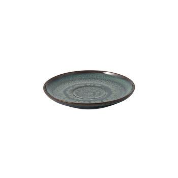 Crafted Breeze spodek do filiżanki do kawy, szaroniebieski, 15 cm