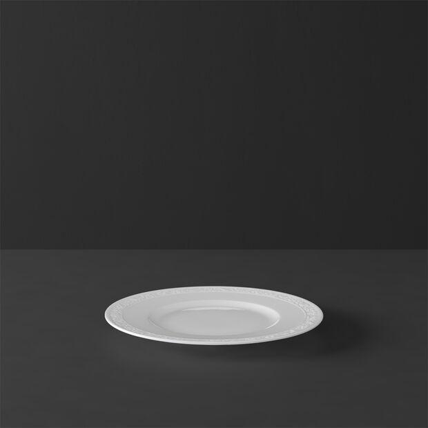 White Pearl talerzyk do pieczywa, , large