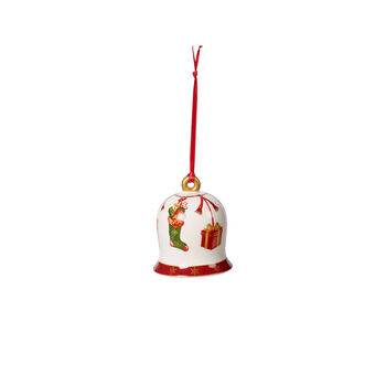 Annual Christmas Edition dzwonek 2019, 6 x 6 x 7 cm