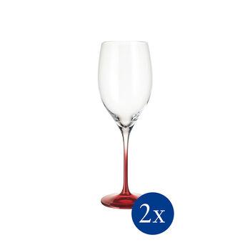 Allegorie Premium Rosewood kieliszek do wina Chardonnay zestaw 2-częściowy 248mm