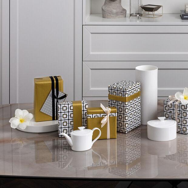 MetroChic blanc Gifts Dzbanek do herbaty mały 21x9x10,5cm, , large