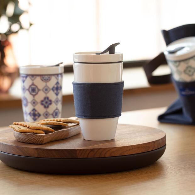 To Go kubek do kawy, 350 ml, biały, , large