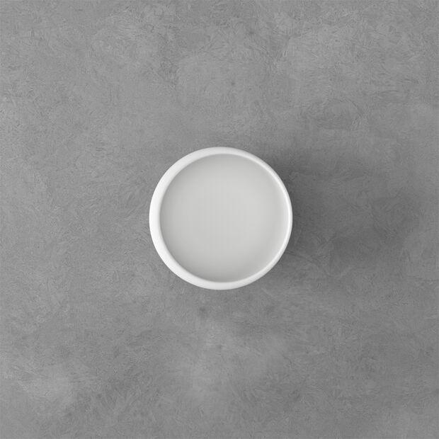 NewMoon miseczka do dipów, 110 ml, biała, , large