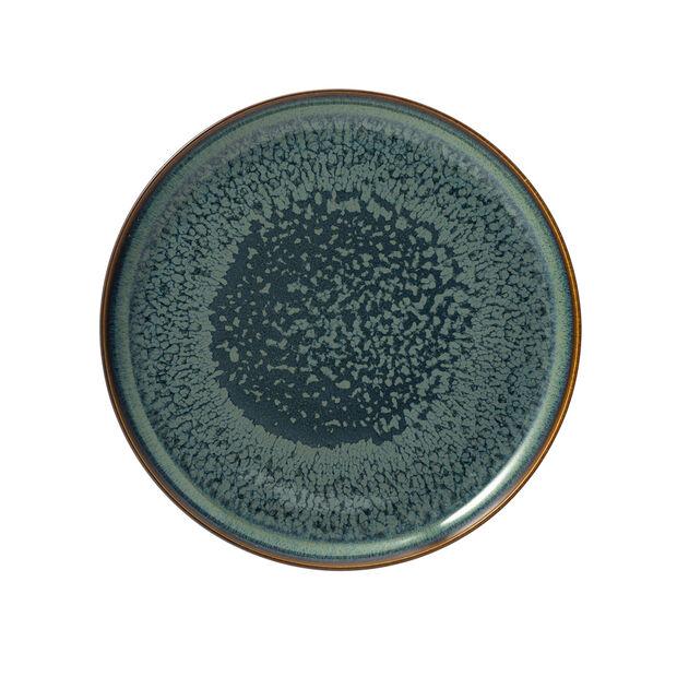 Crafted Breeze talerz płaski, szaroniebieski, 26 cm, , large